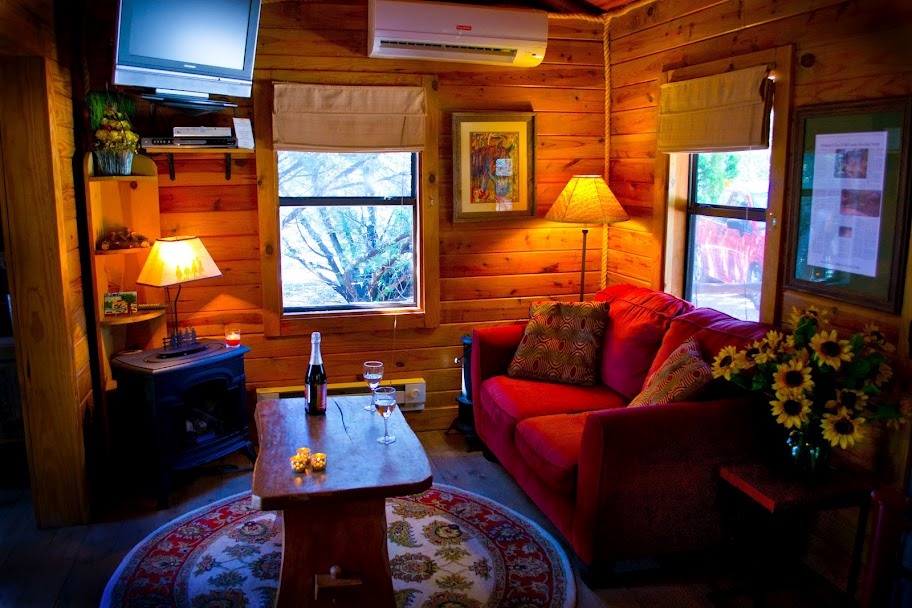 Tour Our Cabins